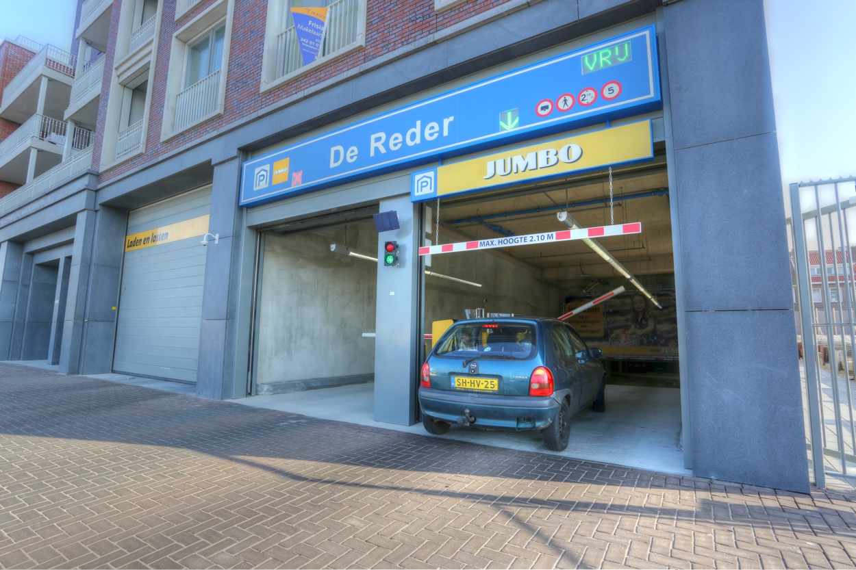 Parking Garage De Reder Sheveningen