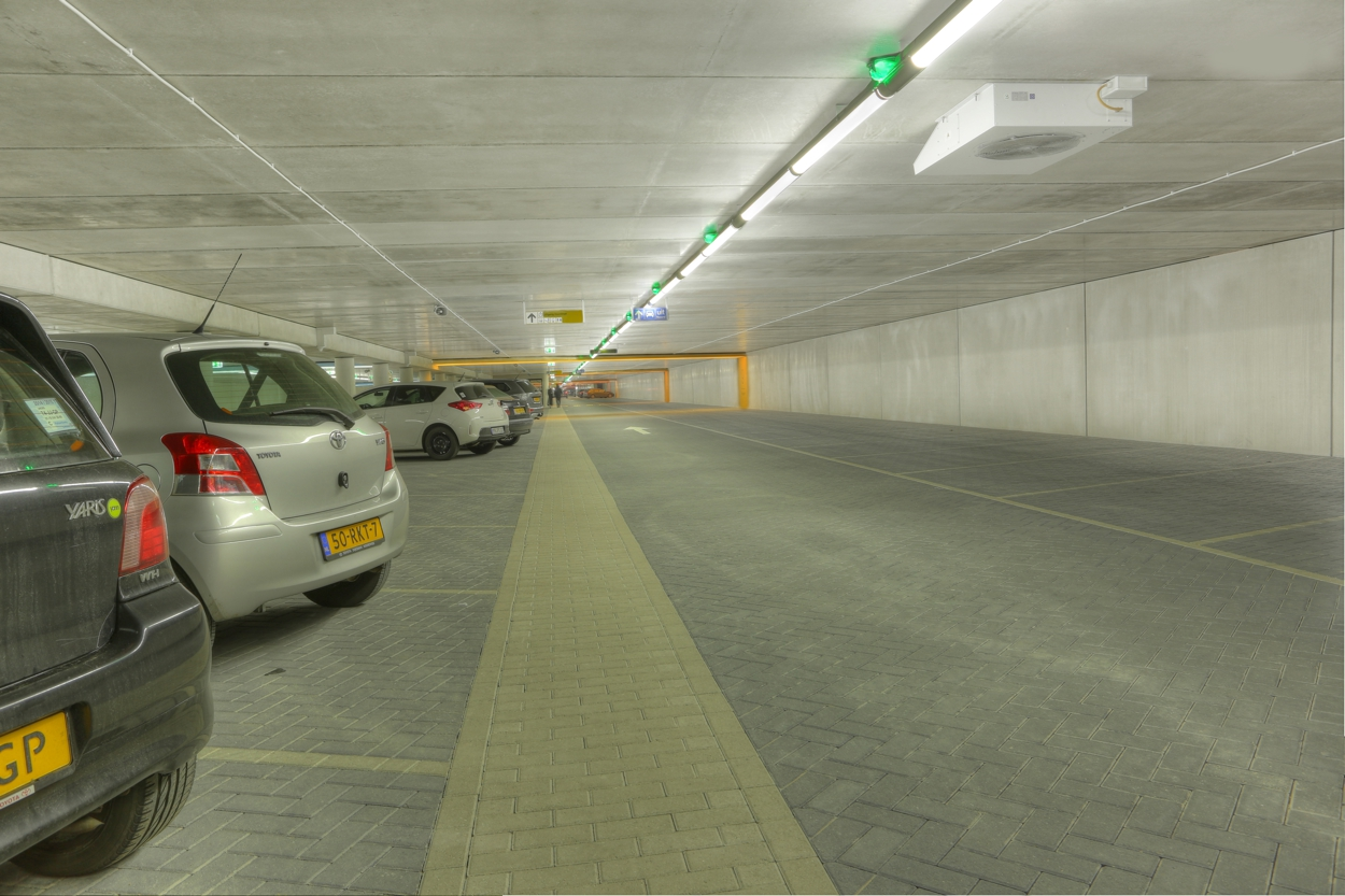 Energy saving parking solutions by BB-Lightconcepts