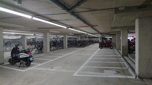 bicycle parking 2